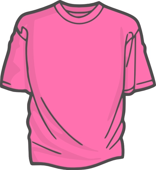 546x595 Blank T Shirt Clip Art Free Vector In Open Office Drawing Svg