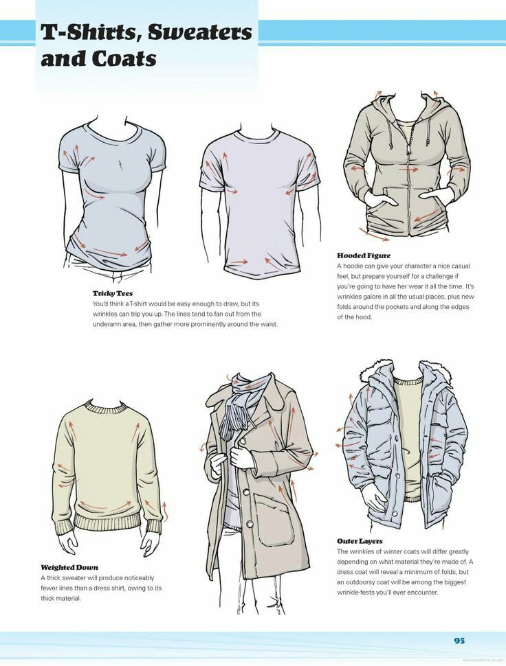 736x970 T Shirts, Sweaters, And Coats, Text, Clothes How To Draw Manga