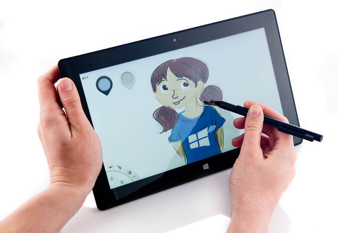 1160x776 Best Tab For Drawing Review Surface Pro Is The World's Best