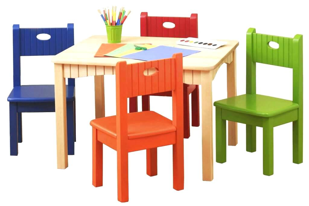 1024x683 Childrens Table And Chair Set Furniture Creative Children Drawing