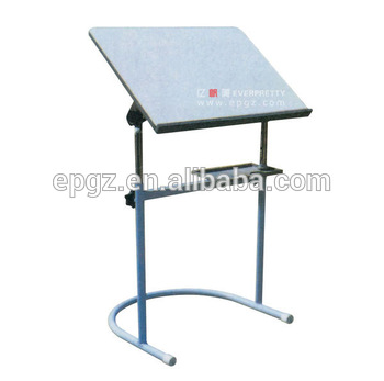 350x347 School Furniture Student Drafting Table And Chair Drawing Table