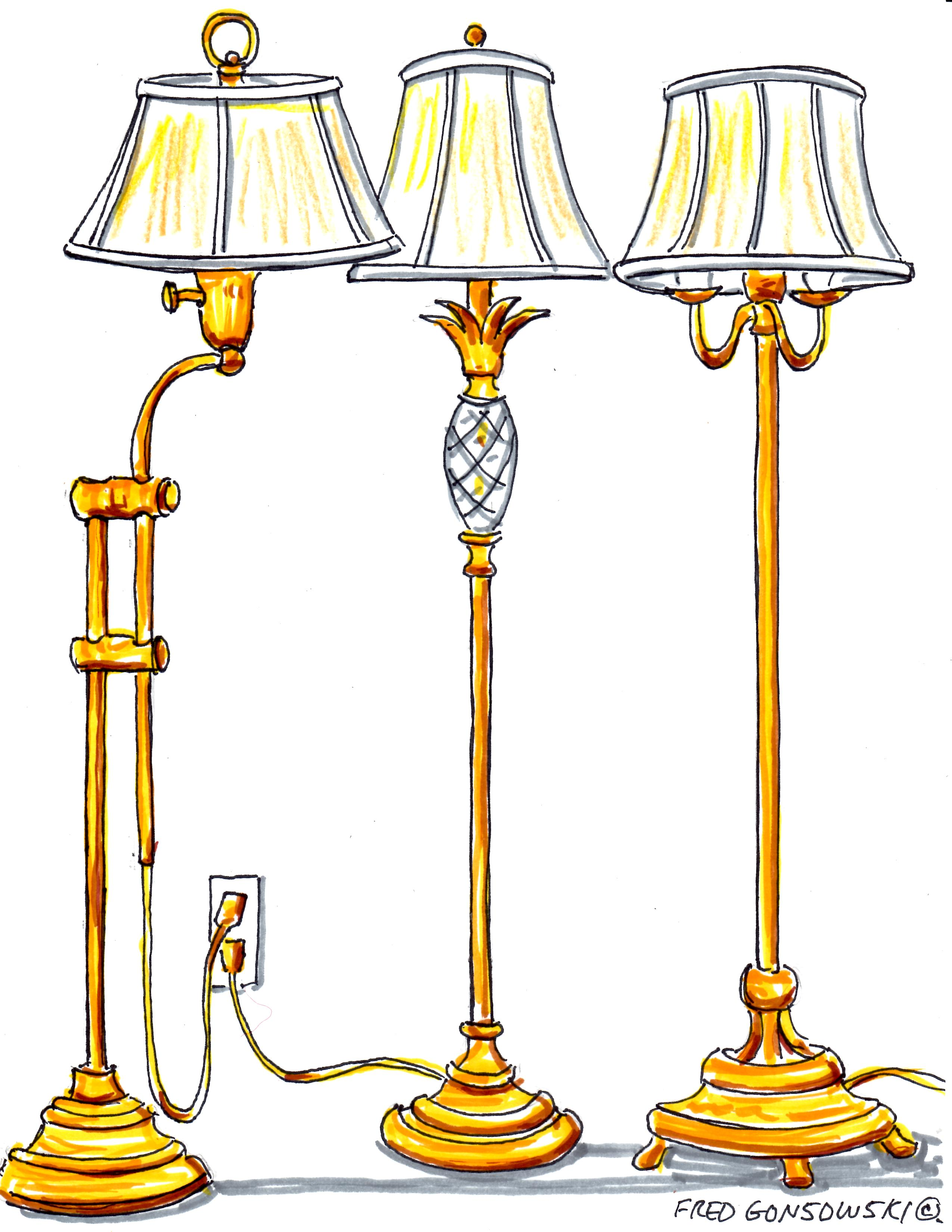 Table lamp drawing at getdrawings free for personal use table 2550x3300 the answer to can you put a floor lamp next aloadofball Choice Image