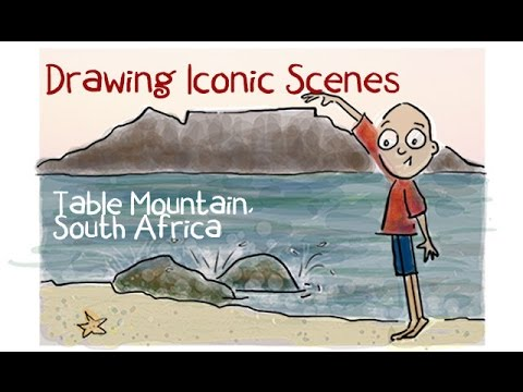 480x360 Drawing Table Mountain
