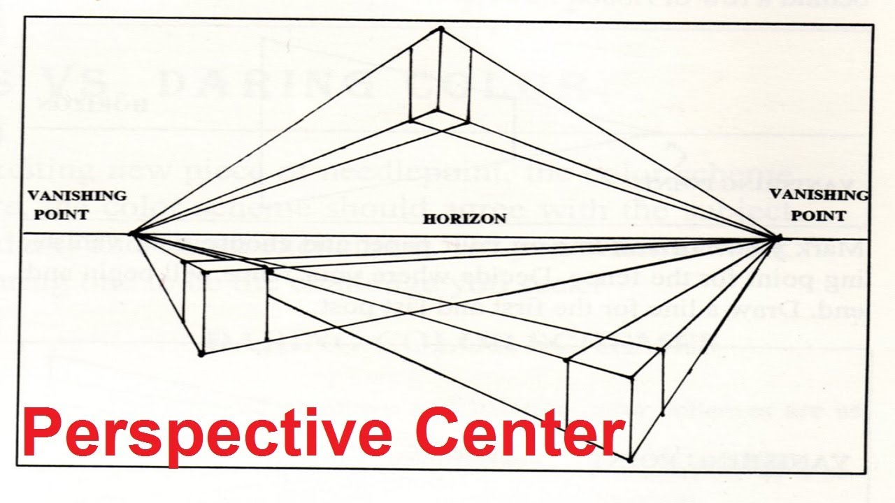 1280x720 Perspective Drawing Tutorials