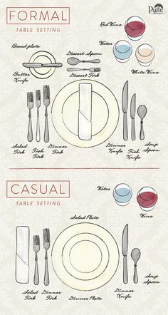 236x442 Dining Etiquette 101 I Always Need A Refresher Every Time Set