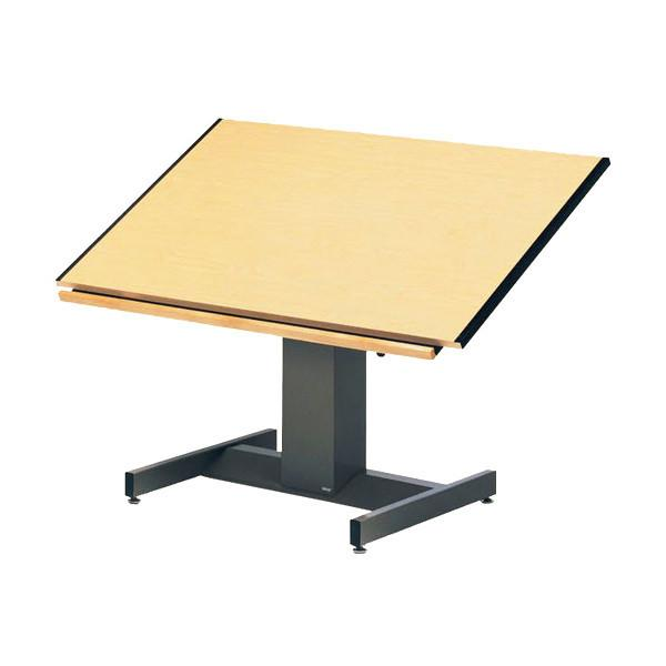 600x600 Electric Adjustable Drawing Tables Onestop Ergonomics