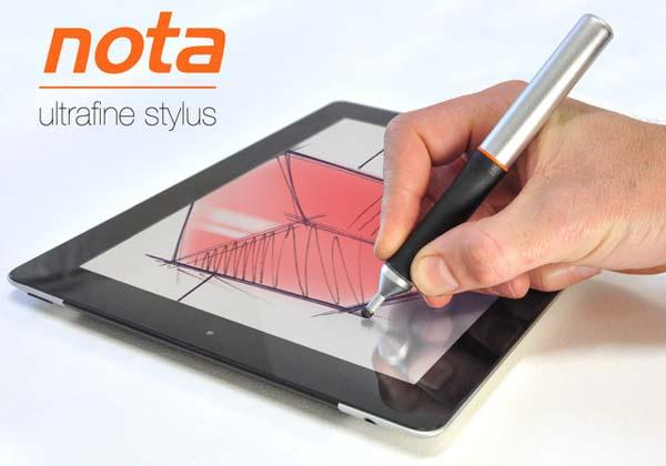 600x420 Nota Ultrafine Tip Stylus For Ipad And Android Tablets Gadgetsin