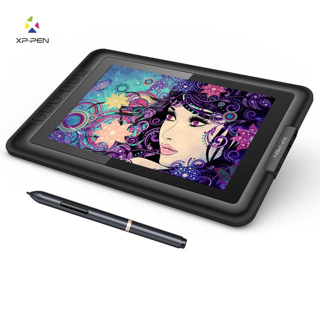 640x640 Xp Pen Artist10s 10.1 Ips Graphics Drawing Monitor Pen Tablet Pen