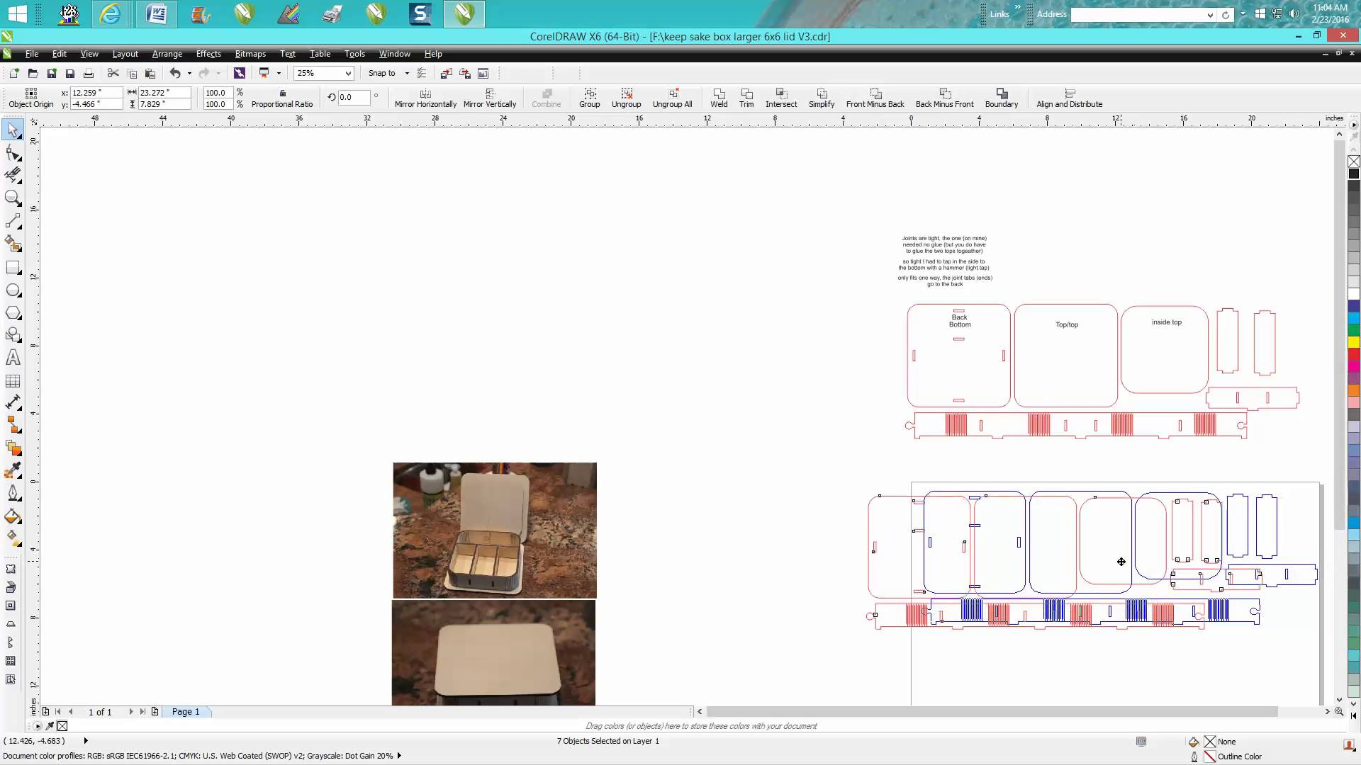 1920x1080 Corel Draw Tips Amp Tricks Re Size Your Drawing And Still Have