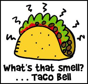 300x287 Minipoptoon Comics! Taco Bell Drawing
