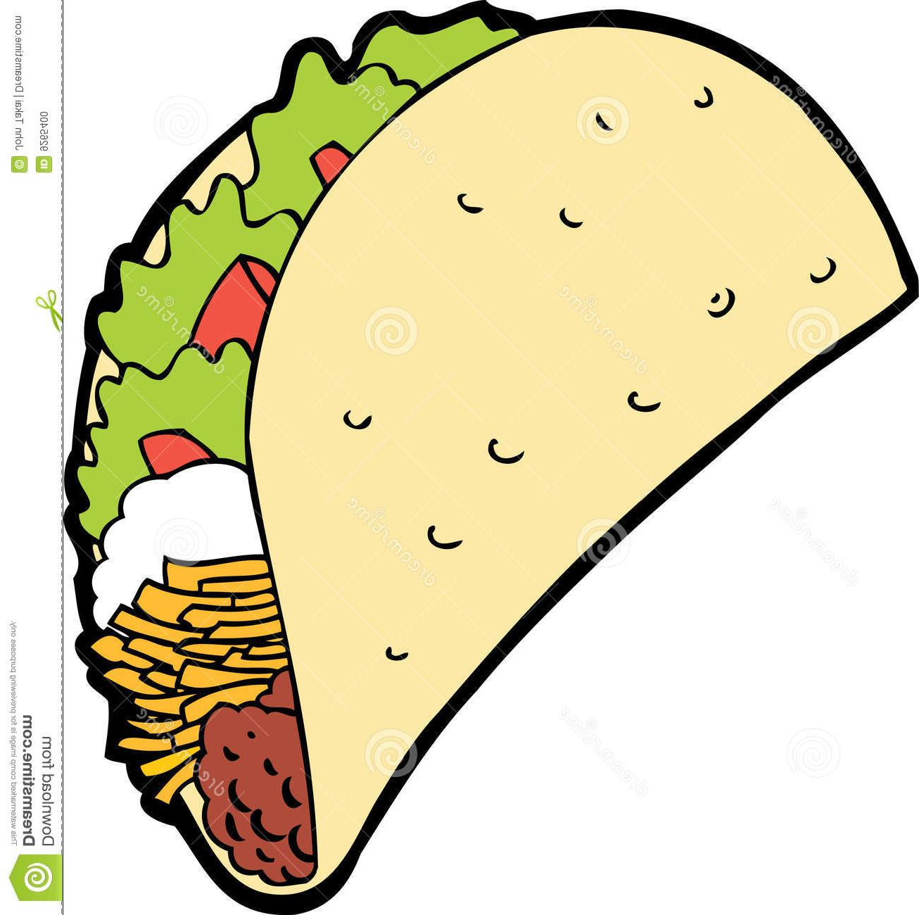 taco drawing at getdrawings com free for personal use taco drawing rh getdrawings com taco tuesday clipart free taco clipart images