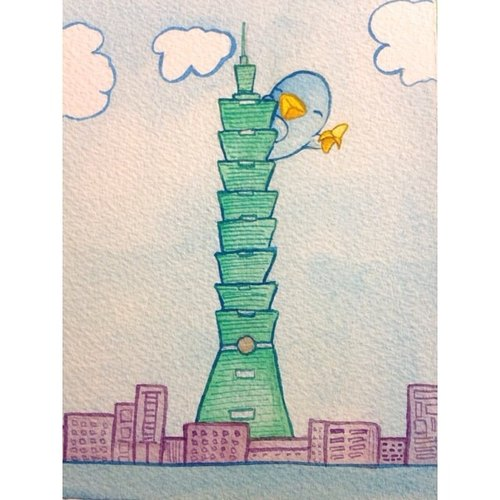 taipei 101 drawing at getdrawings  free for personal