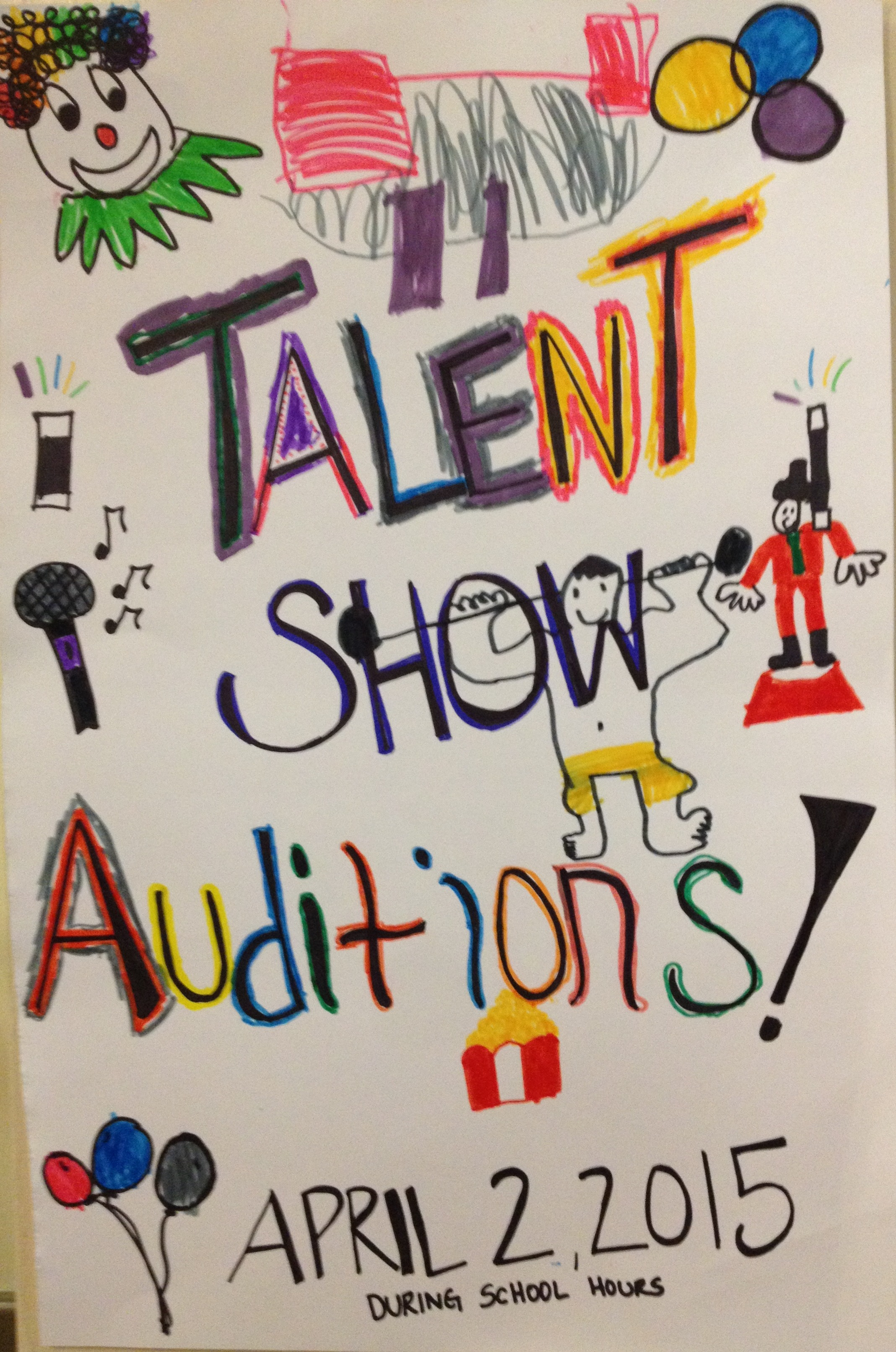 2137x3223 Talent Show Photo Gallery