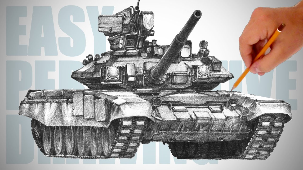 Tank Drawing At Getdrawings Free Download