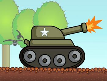 350x266 How To Draw How To Draw A Tank For Kids