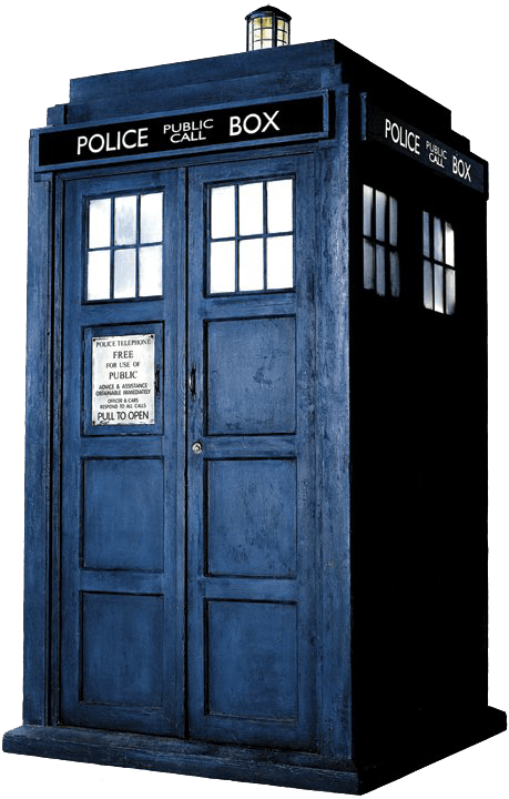 459x720 How To Draw Tardis From Doctor Who With Easy Two Point Perspective