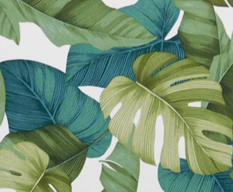 1500x1231 Leaf Fabric Nursery Tropical Monstera Banana Taro Leaf. Check It