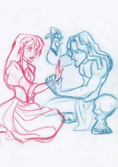 400x566 Tarzan Amp Jane Porter (Tarzan) Animated Movies