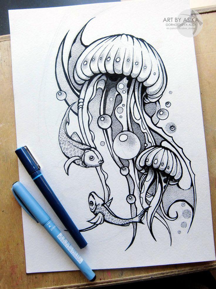 736x981 335 Best Jellyfish Tattoos Images On Jellyfish Tattoo