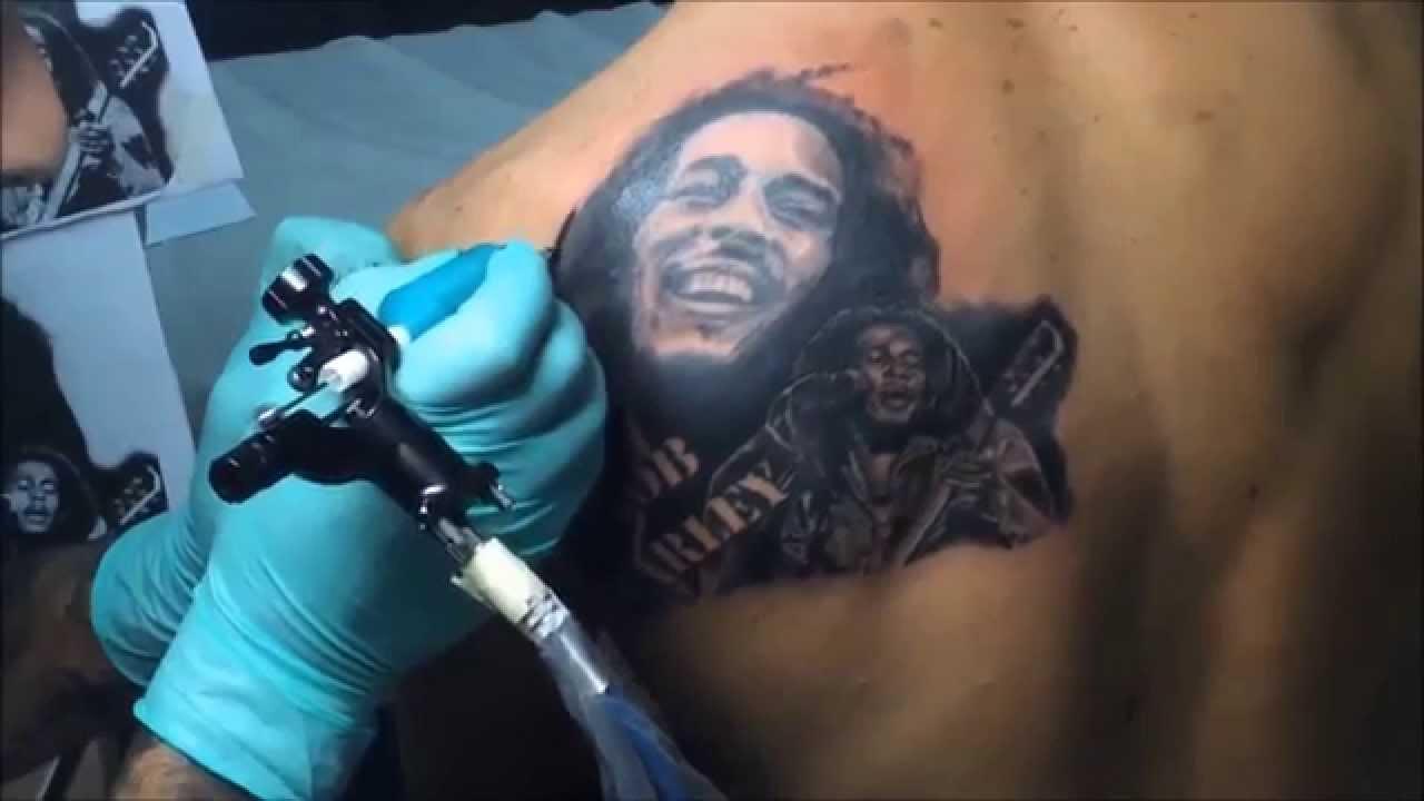 1280x720 Amazing Tattoos Art Drawing Video Compilation Tattoo Machine