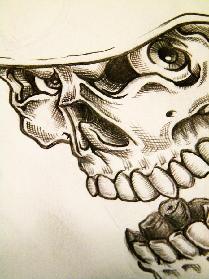 675x900 Tattoo Design Drawing By Eric De La Fuente