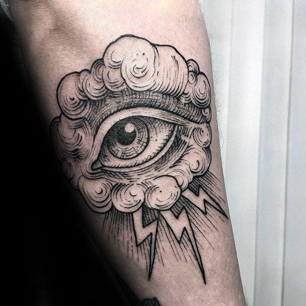 599x599 60 Sketch Tattoos For Men