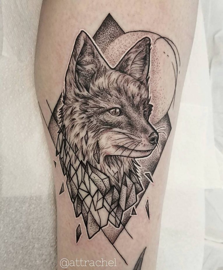 765x929 125+ Majestic Fox Tattoo Designs – Pieces That Will Get You Noticed