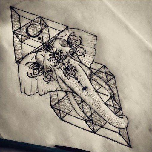 509x509 Tattoo Idea Designs