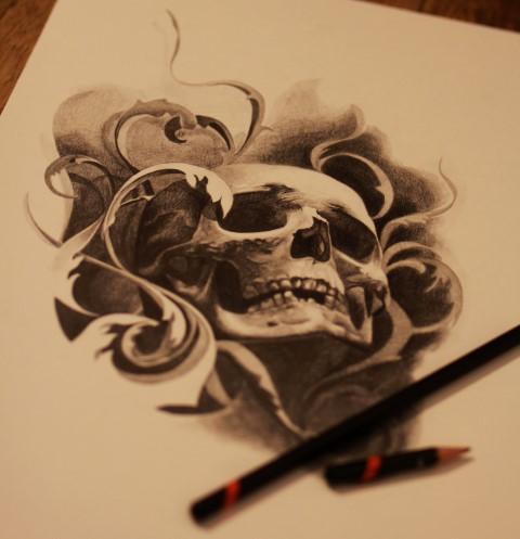 480x497 Tattoo Drawings Amp Designs Ideas Tattoo Art Gallery Black