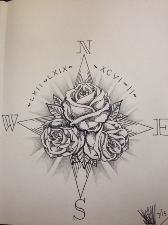 585x783 View Meaning Tattoos Guys Tattoo Ideas Ink Rose Photos Men Drawing