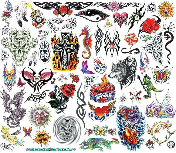 580x506 Free Tattoo Design Tattoo Design Software Free Tattoo World