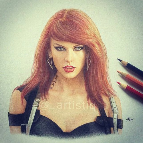 500x500 Artistiq Drawing Uploaded By Karina Lima On We Heart It