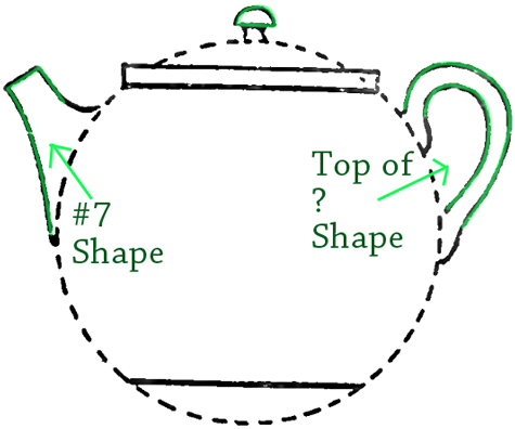 475x396 How To Draw Teapots Amp Teacups With Simple Steps