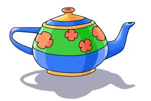 300x200 How To Draw A Teapot