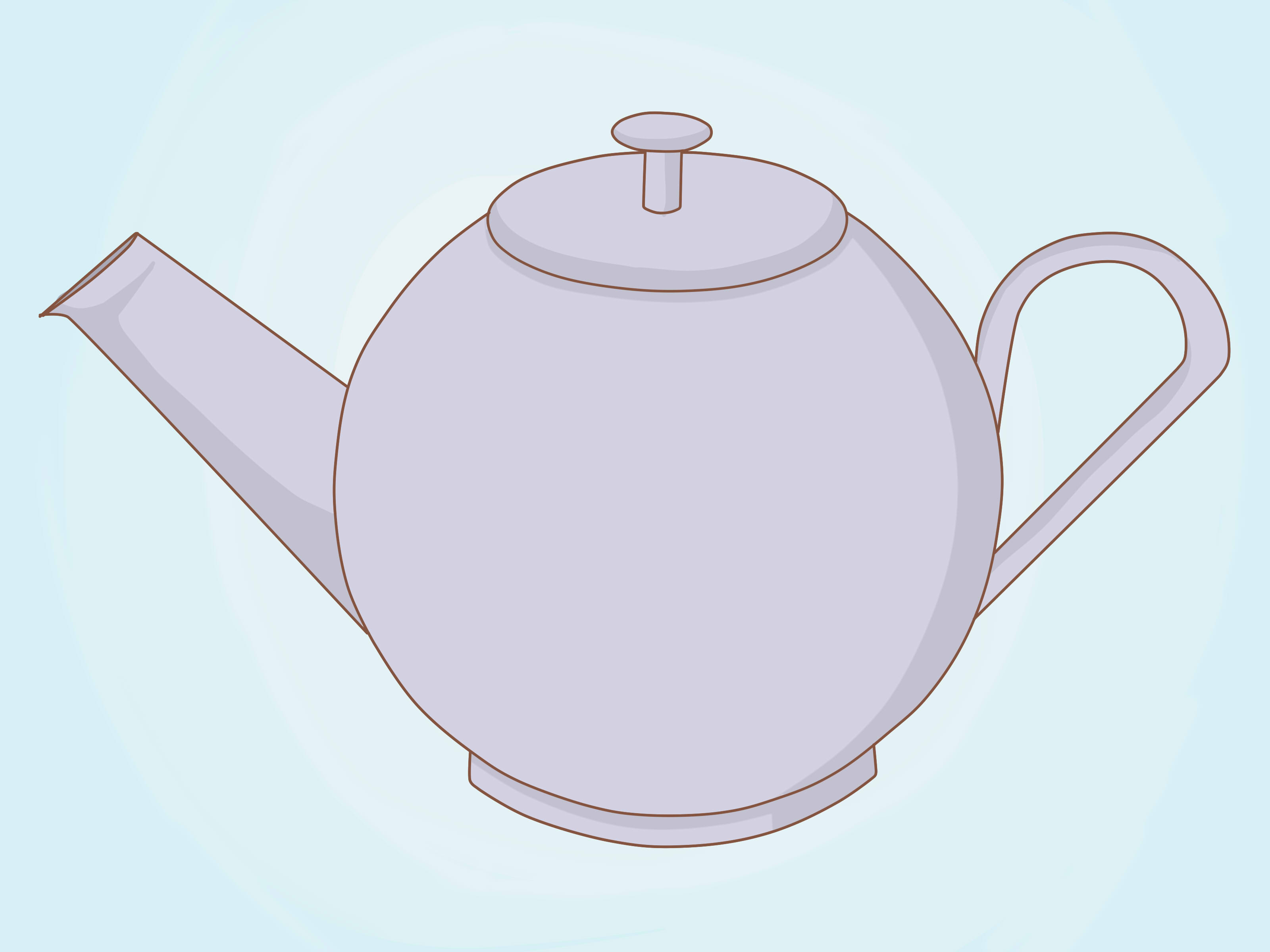 3200x2400 How To Draw A Teapot 6 Steps (With Pictures)
