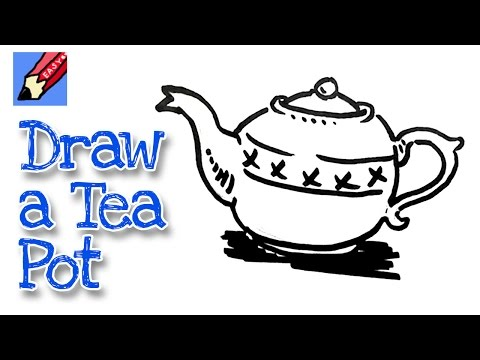 480x360 How To Draw A Teapot Real Easy Shoo Rayner Author