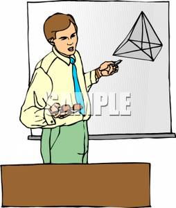 254x300 Teacher Drawing A Geometric Shape On A White Board