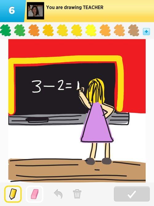 500x667 Teacher Drawings