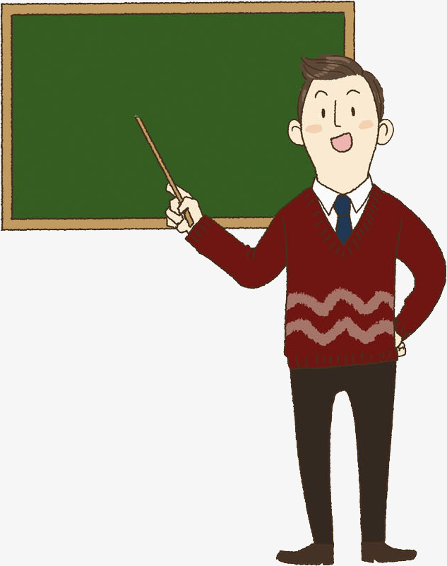 633x802 Teaching Teacher, Teaching, Teacher, Cartoon Hand Drawing Png