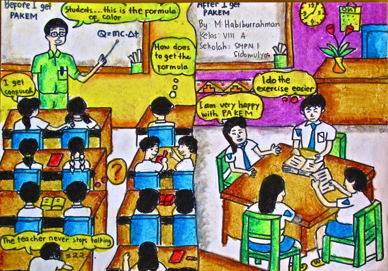1280x895 Indonesian Student Drawing