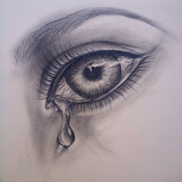 612x612 99 Best Tears Images On Crying Eyes, Feelings And Grief