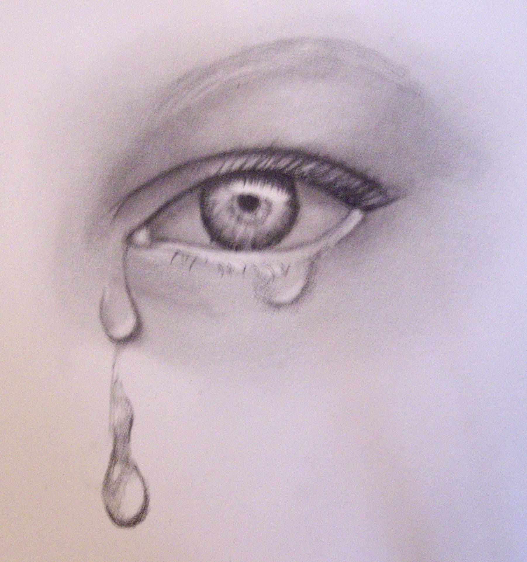 1803x1923 Tears Best Drawing Drawing Skill