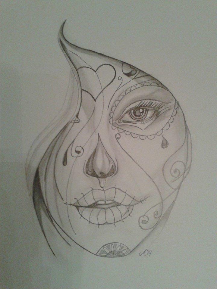 720x960 Drawing Teardrop Rajz Drawings