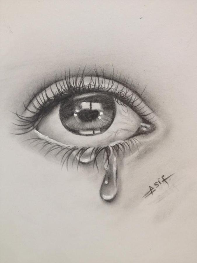 tears drawing at getdrawings com free for personal use tears