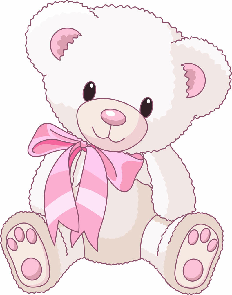800x1016 Two Cute Teddy Bears Drawings Teddy Bear Cartoon Free Download