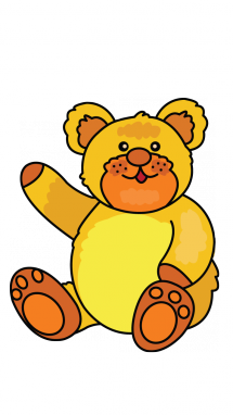 215x382 How To Draw A Teddybear, Easy Step By Step Drawing Tutorial