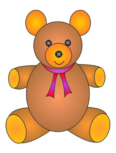 453x600 Teddy Bear Pictures To Draw How To Draw A Teddy Bear In Some