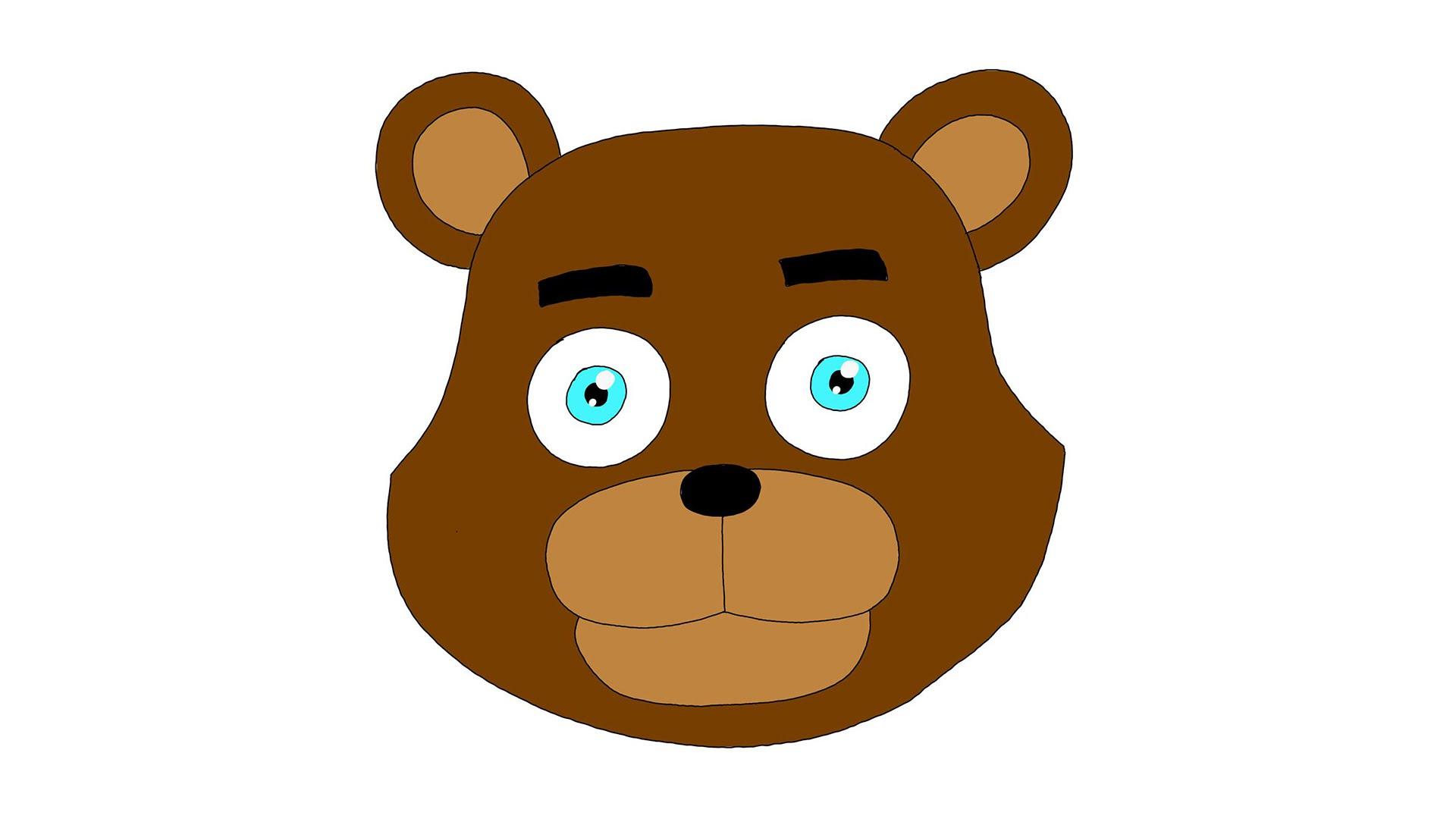 1920x1080 Drawing Teddy Bear Face How To Draw A Teddy Bear Drawingforall