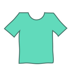 255x248 How To Draw A Shirt