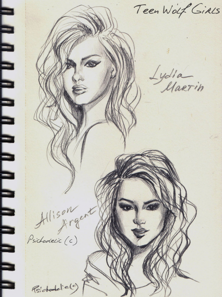 768x1024 Teenage Girl Drawing Drawing Of Teenage Girl Drawing Of A Teen